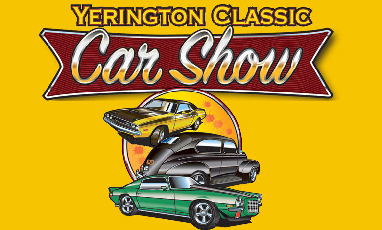 Yerington car show 2018